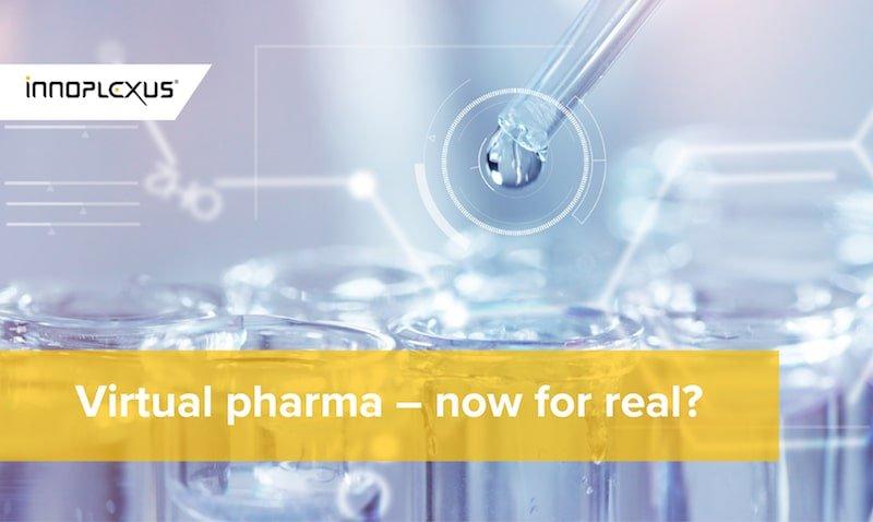 Virtual pharma – now for real?